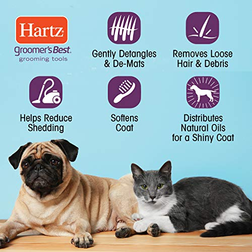 Groomer's Best Small Slicker Brush for Cats and Small Dogs