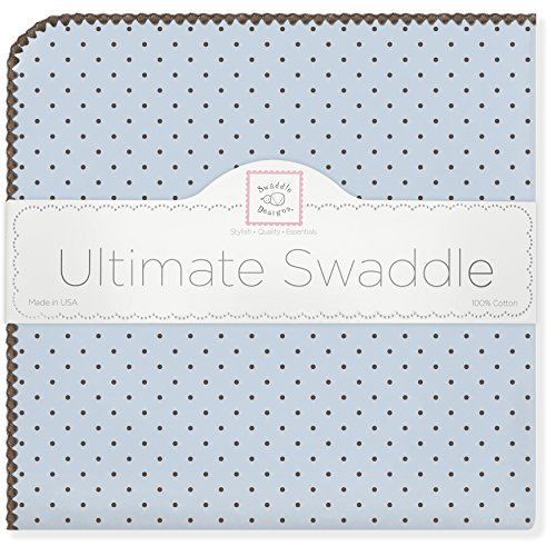 SwaddleDesigns X-Large Receiving Blanket Now $6.79 (Was $25.00)