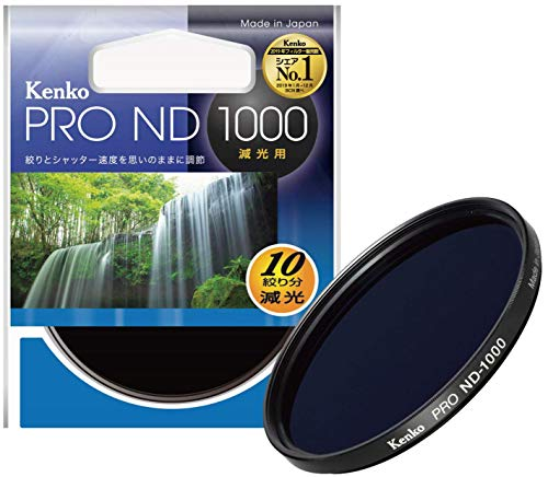 Kenko 82mm PRO ND1000 Multi-Coated Camera Lens Filters