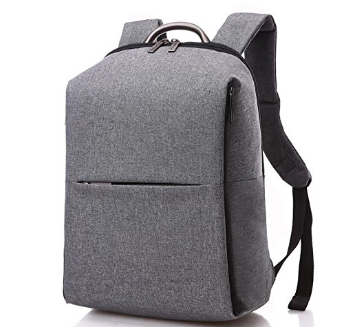 Utopia Home - Laptop Backpack For Up To 17-Inch Laptops - Lightweight Padded Sleeve Design - Executive Grey