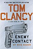 Image of Tom Clancy Enemy Contact (A Jack Ryan Jr. Novel)