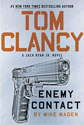 Tom Clancy Enemy Contact (Jack Ryan, Jr.)