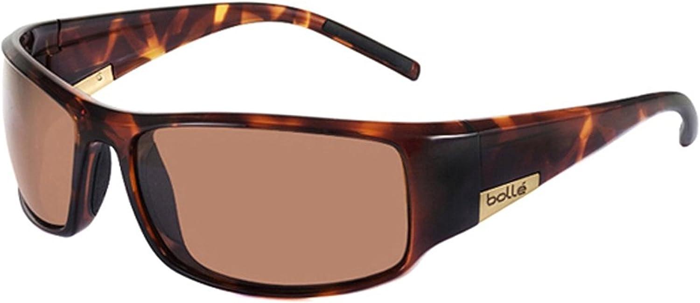 Bolle Sport Lifestyle King Sunglasses Frame 10999 Dark Tortoise New