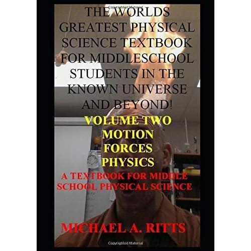 Middle School Science Textbook: Amazon com