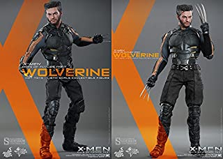 Marvel Hot Toys X-Men Days of Future Past Wolverine Hugh Jackman 1/6 Scale 12