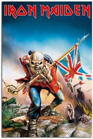 Eddie iron bilder maiden Iron Maiden