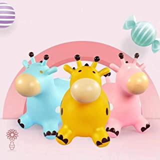 Bouncy Inflatable Animal Ride-On Toy For Children/Bouncing/Bounce Horse,Jumping Horse,Inflatable Ride-On Animal Toy For Ki...