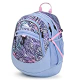High Sierra Fatboy Backpack, Feather Spectre/Powder Blue/Iced Lilac