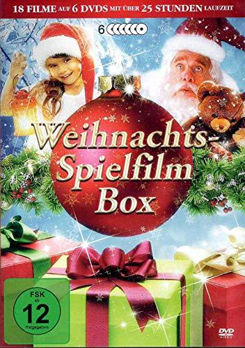 Die Weihnachten Spielfilm Special Collection Box - 18 Filme + Der kleine Lord [7 DVDs]