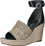 Matisse Womens Roma Cheetah Espadrille Sandals Sandals Casual - Black - Size 7 B
