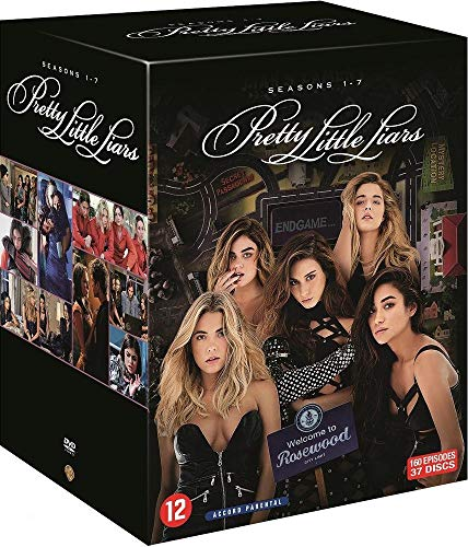 Pretty Little Liars-Integrale des Saisons 1 a 7