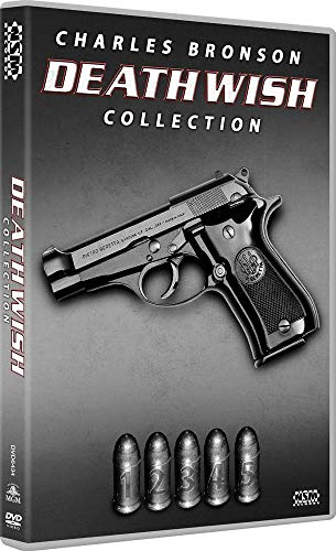 Death Wish - The Complete Collection 1-5 NSM Edition - DVD