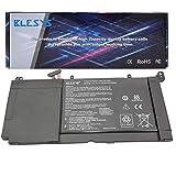BLESYS 49Wh Batería ASUS B31N1336 A42-S551 C31-S551 Reemplazo para batería de portátil ASUS VivoBook A551L A551LN R533L K551LN K551L R553L R553LF V551L S551L S551LN S551LA S551LB Bateria de Notebook