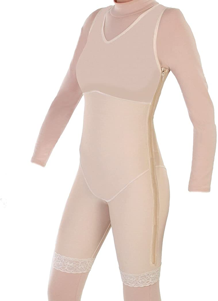 ContourMD Surgical Mid Max 62% OFF Thigh Body Length Recommended Side Full Zipper Shaper