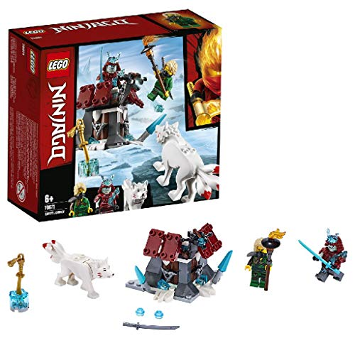 LegoNinjago70671 Angriff des Eis-Samurai, Bauset