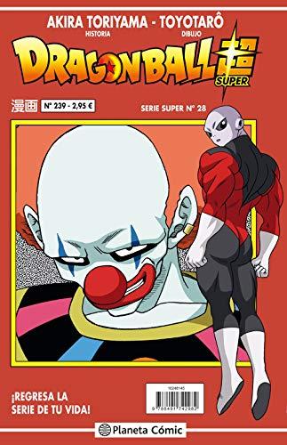 Dragon Ball Serie roja nº 239 (Manga Shonen)