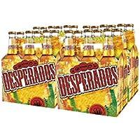 Desperados Cerveza - Caja de 24 Botellas x 330 ml - Total: 7.92 L