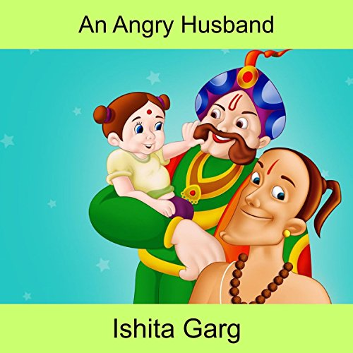 An Angry Husband audiobook cover art