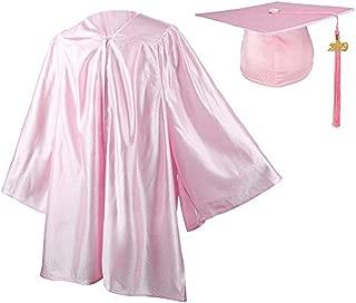 YesGraduation Kindergarten Graduation Gown Cap Tassel Set
