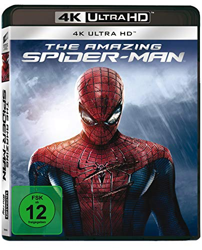 The Amazing Spider-Man [4K Ultra HD] [Blu-ray 2D]