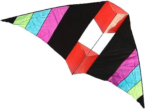 Bunter Drachen, dreidimensionale erwachsene Brise einfach zu fliegen Größer Drachen-Strand-tragbarer Reise-Drachen, 220  110CM (Größe   220  110CM)