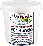 Kieselerde Hund, BARF Zusatz, natürliche Siliziumkur + Kieselsäure...