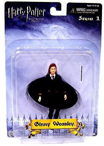 Figura de acción de Harry Potter y el Príncipe de la Sangre 3 3/4 pulgadas de Ginny Weasley
