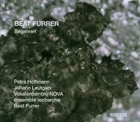 Begehren by Vokalensemble NOVA (2008-11-01)