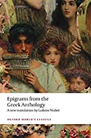 Epigrams from the Greek Anthology (Oxford World's Classics)