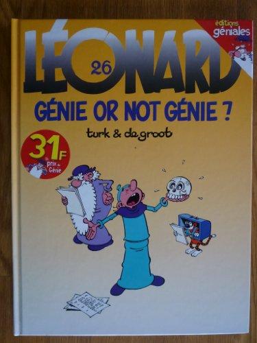Léonard, génie or not génie ?