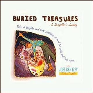 Buried Treasures audiobook cover art