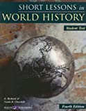 Short Lessons in World History Student Text, Fourt