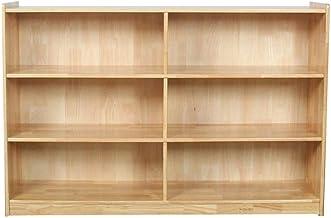 LHQ-HQ Kids Book Shelf Tidy Home 3 Tier Houten Boekenkast Rekken 6 Kamer Organisator Display Opslag Hout Plank