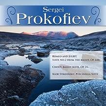 Pulcinella Suite: II.&III.Serenata,Scherzino-Allegro-Andantino
