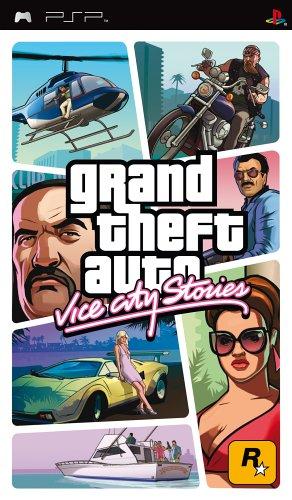 Grand Theft Auto: Vice City Stories [SONY PSP / Deutschland] [Importación alemana]