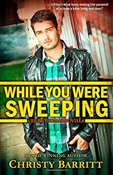While You Were Sweeping: A Riley Thomas Novella - Book #7.5 of the Squeaky Clean Mysteries