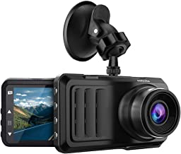 Caferria Dash Cam 1296P FHD Dashboard Car Camera DVR Driving Recorder 3