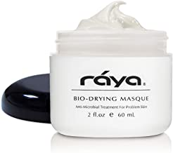 RAYA Bio-Drying Masque (710) | Facial Treatment Mask for Oily and Break-Out Skin | Helps Dry Up Blemishes, Minimize Pores, and Reduce Oiliness