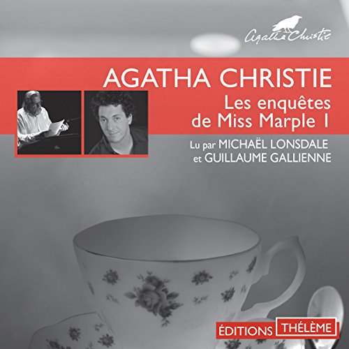 Le club du mardi / L'empreinte de Saint-Pierre (Les enquêtes de Miss Marple 1) audiobook cover art