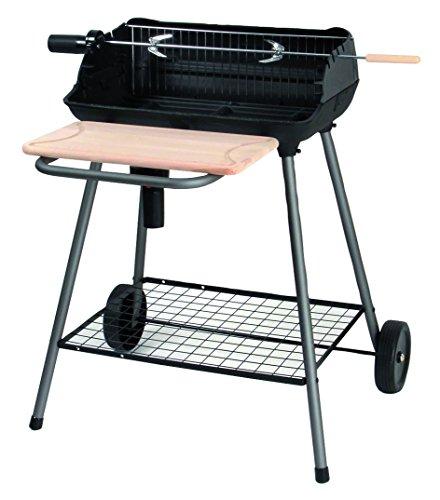 Barbecue charbon en fonte
