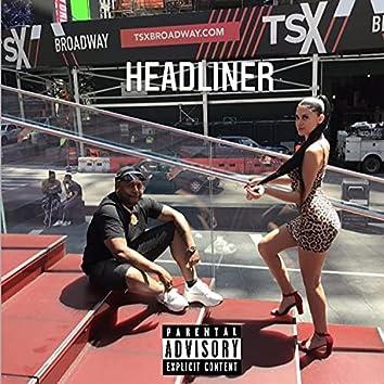 HEADLINER (radio) (radio)