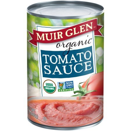 Muir Glen Limited time for free shipping Organic Tomato Sauce 8 OZ Cans 15.0 Now free shipping