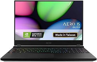 Gigabyte AERO 15 OLED Thin and Light Laptop, 15.6 Thin Bezel UHD AMOLED Panel, i7-9750H, NVIDIA GeForce GTX1660Ti,16GB RA...