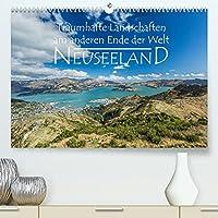 Neuseeland - Traumhafte Landschaften am anderen Ende der Welt (Premium, hochwertiger DIN A2 Wandkalender 2022, Kunstdruck in Hochglanz): Eine Reise durch das wahrscheinlich schoensten Land der Welt. (Monatskalender, 14 Seiten )