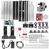 Kit di fresatrice CNC fai-da-te, CNC 3018 Pro/Mini macchina per incisione Kit router fai-da-te per plastica in legno acrilico 110-240 V(#2)