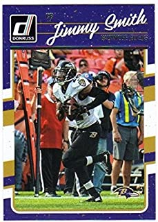 2016 Panini Donruss Football #25 Jimmy Smith Baltimore Ravens
