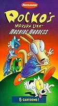 Rocko's Modern Life:  Machine Madness VHS