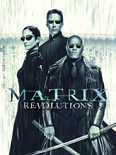 Matrix Revolutions [dt./OV]
