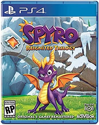 Activision Spyro Reignited Trilogy, PS4