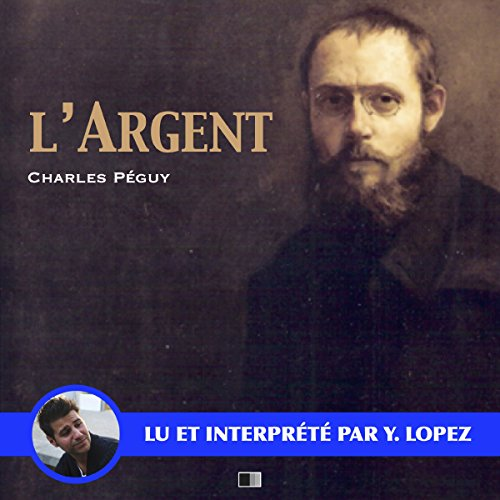 L'argent audiobook cover art
